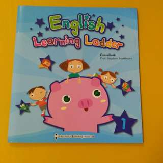 (New) English Learning Ladder Book 1