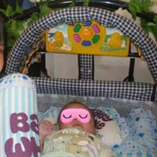 3 in 1 Baby cot