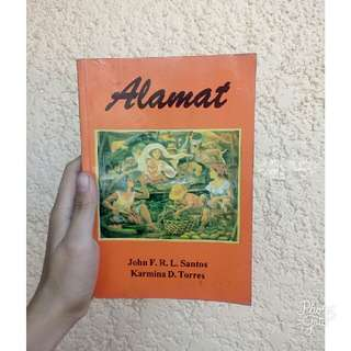Alamat children's book
