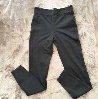 Bershka Black Workout Leggings