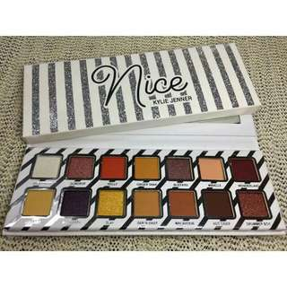 The Nice Pallete | Kyshadow by Kylie