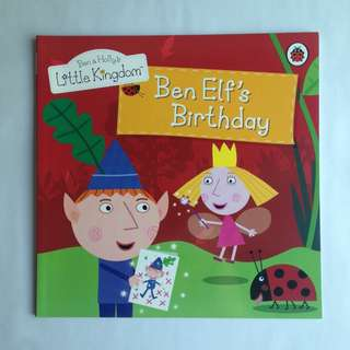 Ben & Holly´s Little Kingdom Ben Elf´s Birthday