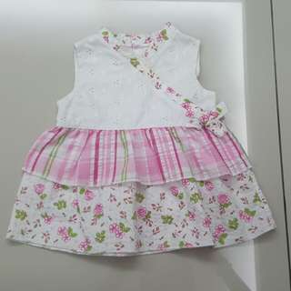 Baby Girls Dress (18months)