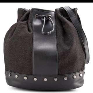 FREE POS SOMETHING BORROWED BUCKET BAG