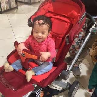 I-move stroller
