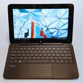 HP Pavilion X2 (2-in-1 Tablet/Laptop)