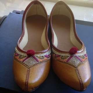 Original Indian shoes