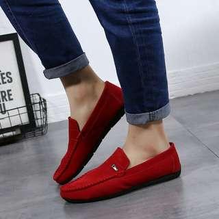 Sepatu Fashion Suede For Man