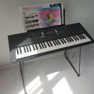 Yamaha keyboard PBR-E343