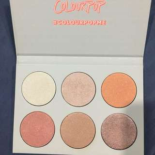 Colourpop Gimmie More Highlighter Palette