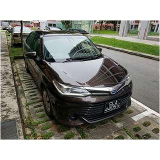 Toyota Corolla Axio 1.5 Auto G