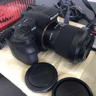 Sony A200 DSLR Complete Starter Kit