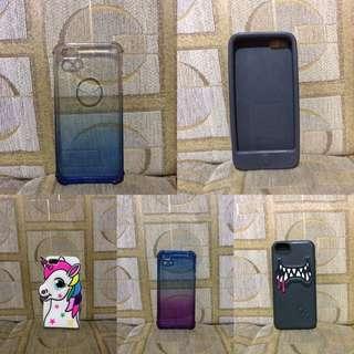 Iphone 5s case 5pcs set