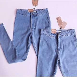 Hw jeans hnm