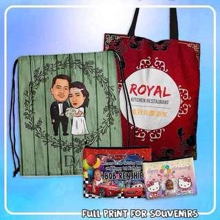 Full print customized souvenirs 😍🎉