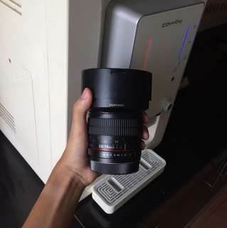 Samyang 10mm f2.8 (for canon)