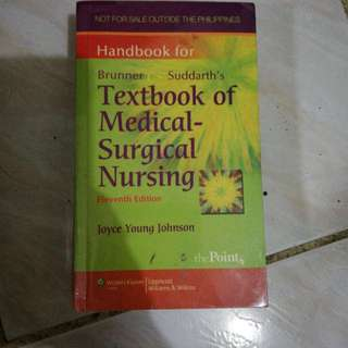 Textbook of Medical Surgical Nursing