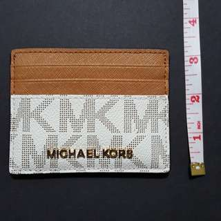 Michael Kors Jet Set Card Holder