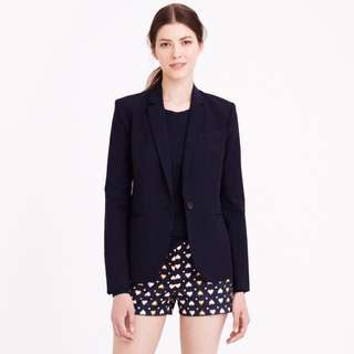 J.crew heart dot short