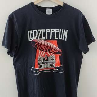 VINTAGE Led Zepplin Band Tshirt