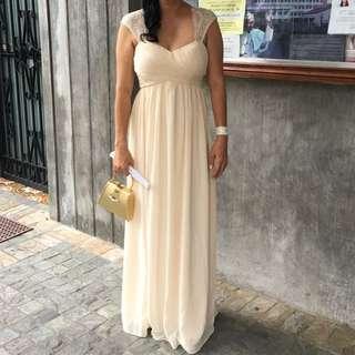 Entourage Wedding Gown