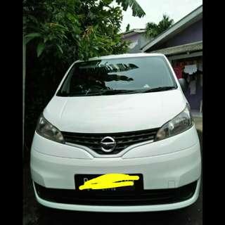 Dijual Cepat Nissan Evalia St option thn 2013