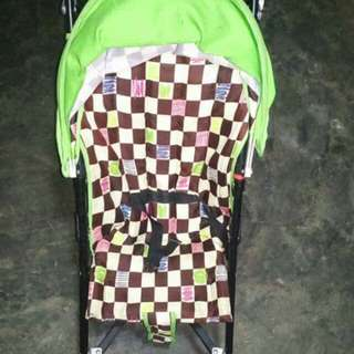 Pre-loved and well loved  lightweight Stroller