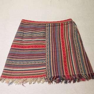 Dotti hippy skirt size 8-10