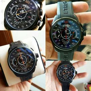 Tag heuer mercedes benz sls watch
