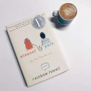Eleanor & Park by Rainbow Rowell (Hardcover)