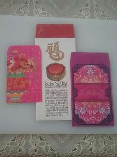 Red Packets, 111 Somerset(2side greeting), Jusco & Suntec City Mall