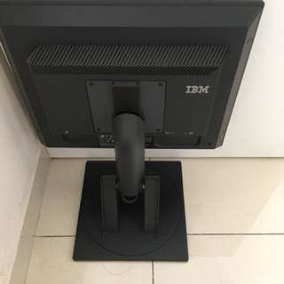 IBM monitor