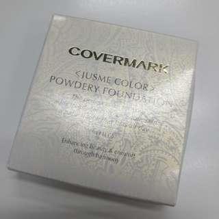 1日內入數半價 covermark jusme color powdery foundation BO10