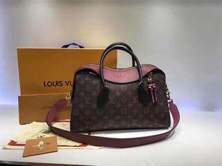 LV Louis Vuitton 路易威登 M41455 Tuileries手袋 可手提、可肩背、可斜挎。尺寸35 x 24 x 13cm(配全套包裝)