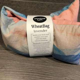 Wheat bag heat bag lavender