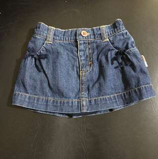 Denim Skirt by Osh Kosh
