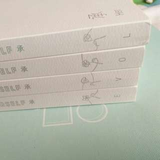 [SALE!]BTS LOVE YOURSELF 'HER' ALBUM UNSEALED