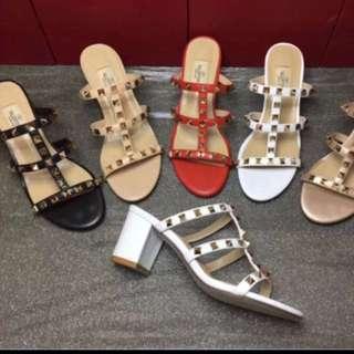 Vallentino sandals