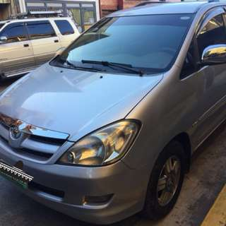 Toyota Innova 07 AT/G Top of the line
