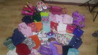 REPRICED TAKE ALL FOR GIRLS 4-6 YEARS OLD