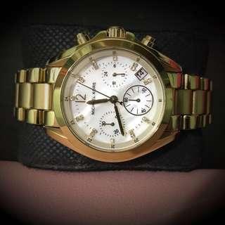 Michael Kors Gold Wristwatch