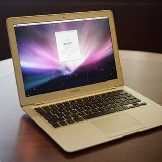 Apple Macbook Air (Mid 2009)