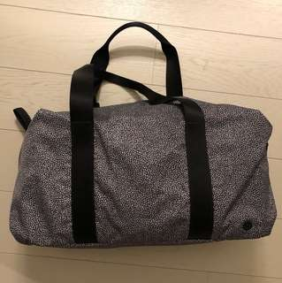 Lululemon Fast Track Weekender Gym Bag