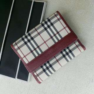 🐰Burberry Wallet🐰