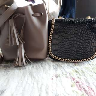 Two Bags for sale package deal