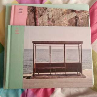 [SALE!🎉]BTS YNWA BOTH VER UNSEALED