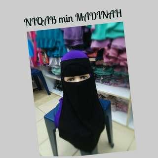 NIQAB min MADINAH