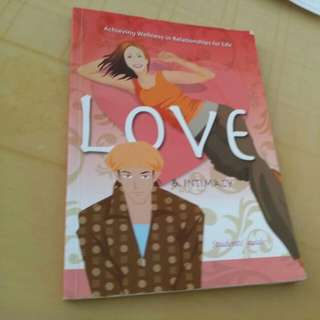 Love and intimacy student's guide book