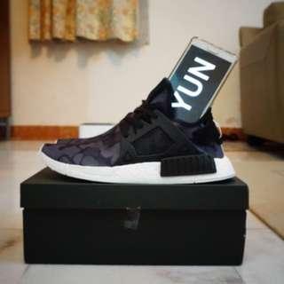 Adidas NMD XR1 Duck Camo Black