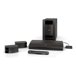 Bose® Lifestyle® 235 Home Entertainment System.